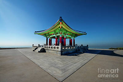 Photograph - Korean Friendship Bell by David Arment