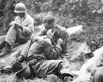 Photograph - Korean War, 1950 by Granger