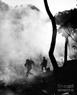 Photograph - Korean War: Combat, 1951 by Granger