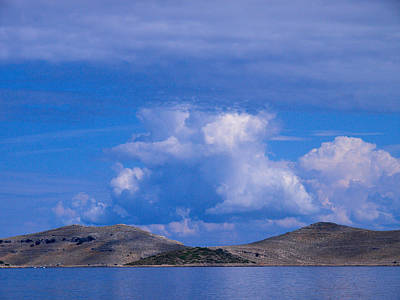 Jouko Lehto Royalty-Free and Rights-Managed Images - Kornati National Park by Jouko Lehto