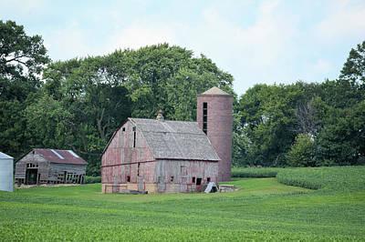 Photograph - Kossuth Farm by Bonfire Photography