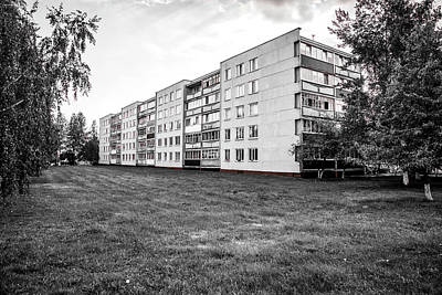 Photograph - Kostsyukovichy Flats by Andy Crawford