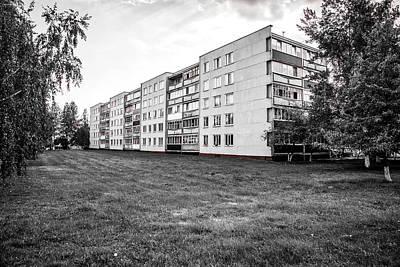 Photograph - Kostsyukovichy Flats by Andy Crawford