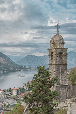 Photograph - Kotor Church Of Our Lady by Antony McAulay