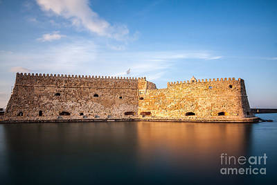 Photograph - Koule Fortress  by Antonis Androulakis