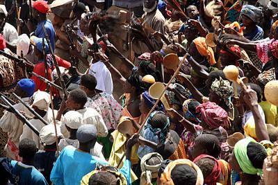 Photograph - Koundou Dogomo 2007 by Huib Blom