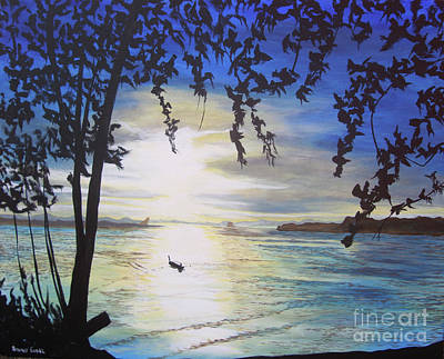 Painting - Krabi by Stuart Engel
