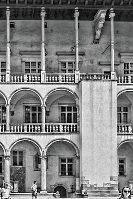 Photograph - Krakow Arches by Sharon Popek