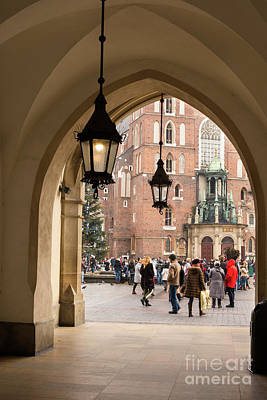 Photograph - Krakow Old Town  by Juli Scalzi