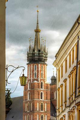 Photograph - Krakow, Poland by Juli Scalzi