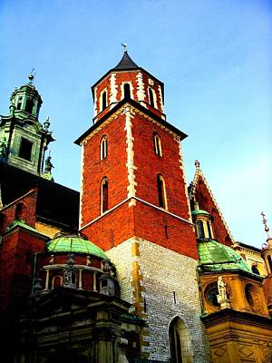 Photograph - Krakow Poland by Michelle Dallocchio