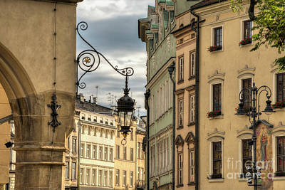 Photograph - Krakow, Poland, Old Town  by Juli Scalzi