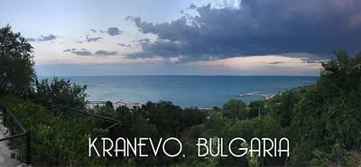 Photograph - Kranevo Bulgaria by Neal Barbosa