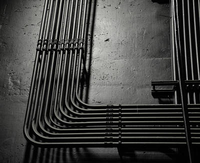 Photograph - Kravis Pipes by Michael Raiman