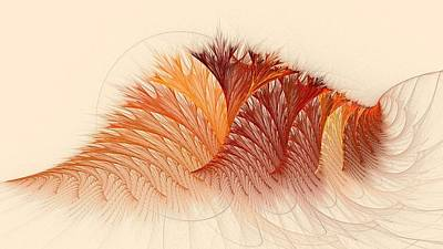 Digital Art - Kree Bushland Riegel-4 by Doug Morgan
