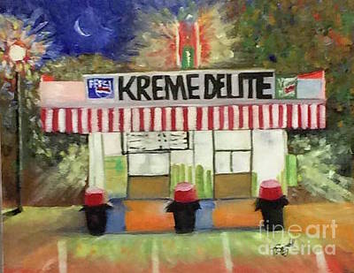 Painting - Kreme Delite 4 by Tina Swindell