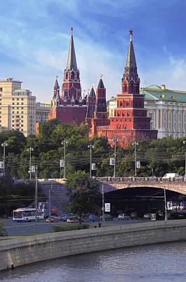 Kremlin Towers Original