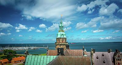 Photograph - Kronborg by Andrew Matwijec