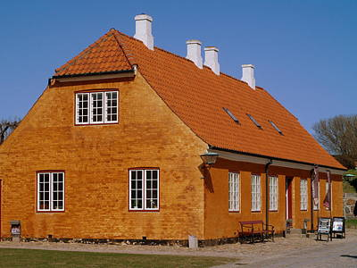 Photograph - Kronborg Cottage 2 by Michael Canning