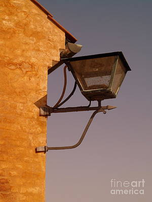 Photograph - Kronborg Slot Cottage Light by Michael Canning