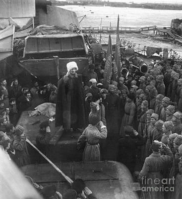 Photograph - Kronstadt Mutiny, 1921 by Granger