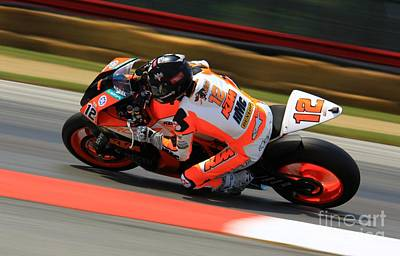 Firefighter Patents Royalty Free Images - KTM Motorcycle Racing  Royalty-Free Image by Douglas Sacha