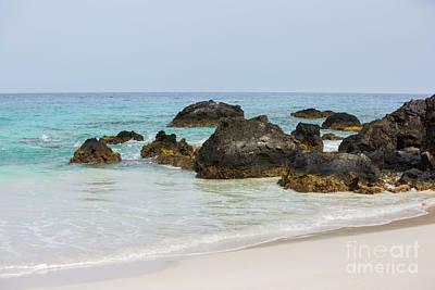 Photograph - Kua Bay 13 by Daniel Knighton