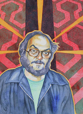 Kubrick Painting - Kubrick by Rodger Ferris