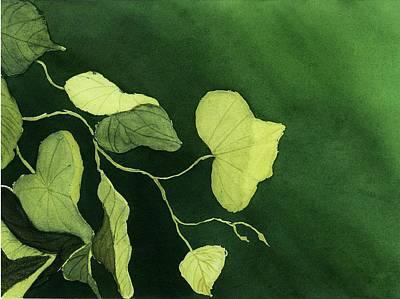 Kudzu Art Print