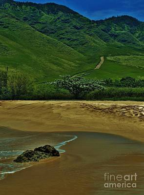 Photograph - Kula'ili'i Beach by Craig Wood