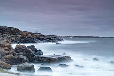 Photograph - Kullaberg Coastal Region by Antony McAulay