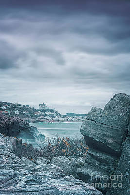 Photograph - Kullaberg Molle Coastal Region by Antony McAulay