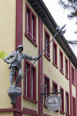 Photograph - Kulturbrauerei Heidelberg by Teresa Mucha