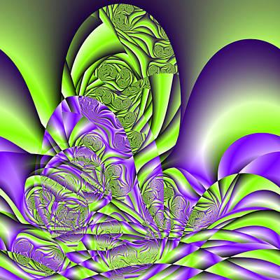 Digital Art - Kumquating by Andrew Kotlinski