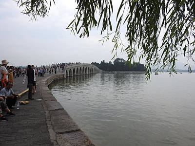 Photograph - Kunming Lake by Betty-Anne McDonald