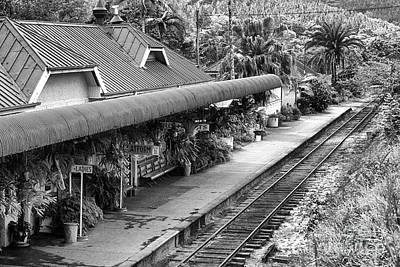 Photograph - Kuranda Station 01 by Rick Piper Photography