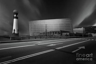 Cityspace Photograph - Kursaal Auditorium, Modern Architecture Building By Rafael Moneo by Alfredo Ruiz Huerga