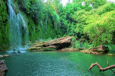 Photograph - Kursunlu Waterfall Near Antalya by Sun Travels