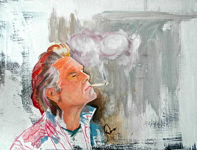 Kurt Russel Is Death Proof Original by Darcee Lynn
