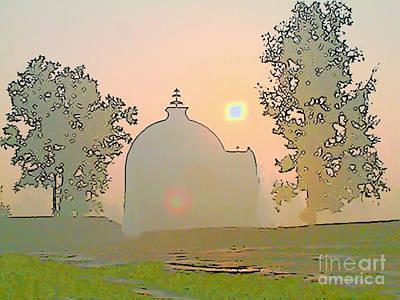Photograph - Kushinagar by Lisa Dunn