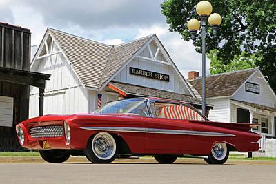 Photograph - Kustom Impala by Christopher McKenzie