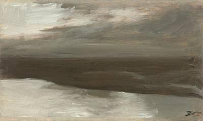 Mora Painting - Kvallsstamning by MotionAge Designs