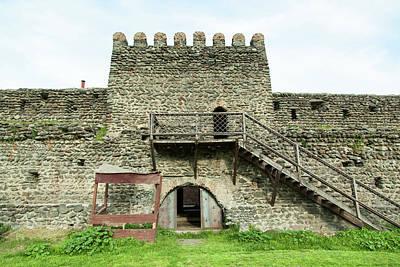 Photograph - Kvareli Fortress by Ramunas Bruzas
