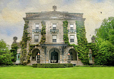 Photograph - Kykuit by Diana Angstadt
