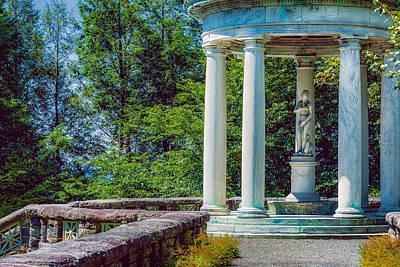 Venus Photograph - Kykuit - Temple Of Venus by Black Brook Photography