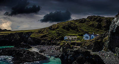 Cornish Wall Art - Photograph - Kynance Cove Uk by Martin Newman