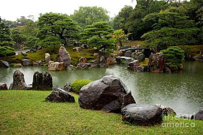Photograph - Kyoto Garden  by Carol Groenen