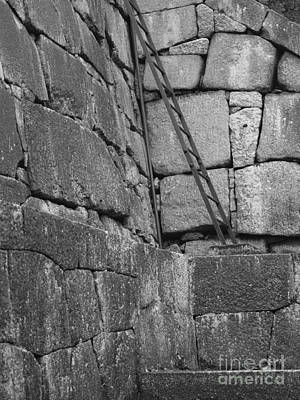 Photograph - Kyoto Palace Stone Wall by Carol Groenen