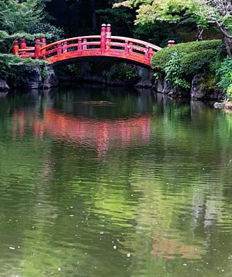 Photograph - Kyu Yasuda Garden  by Steven Richman