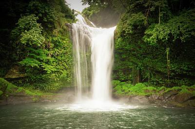 Photograph - Kyushu Waterfall by Greg McLain